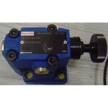 R902463936 A10VSO18DR/31R-PPA12N00 ปั๊มลูกสูบไฮดรอลิก